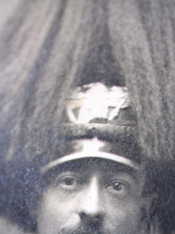 À identifier coiffes allemandes 7 eme sections des chemins de Fer de Campagne 20421711
