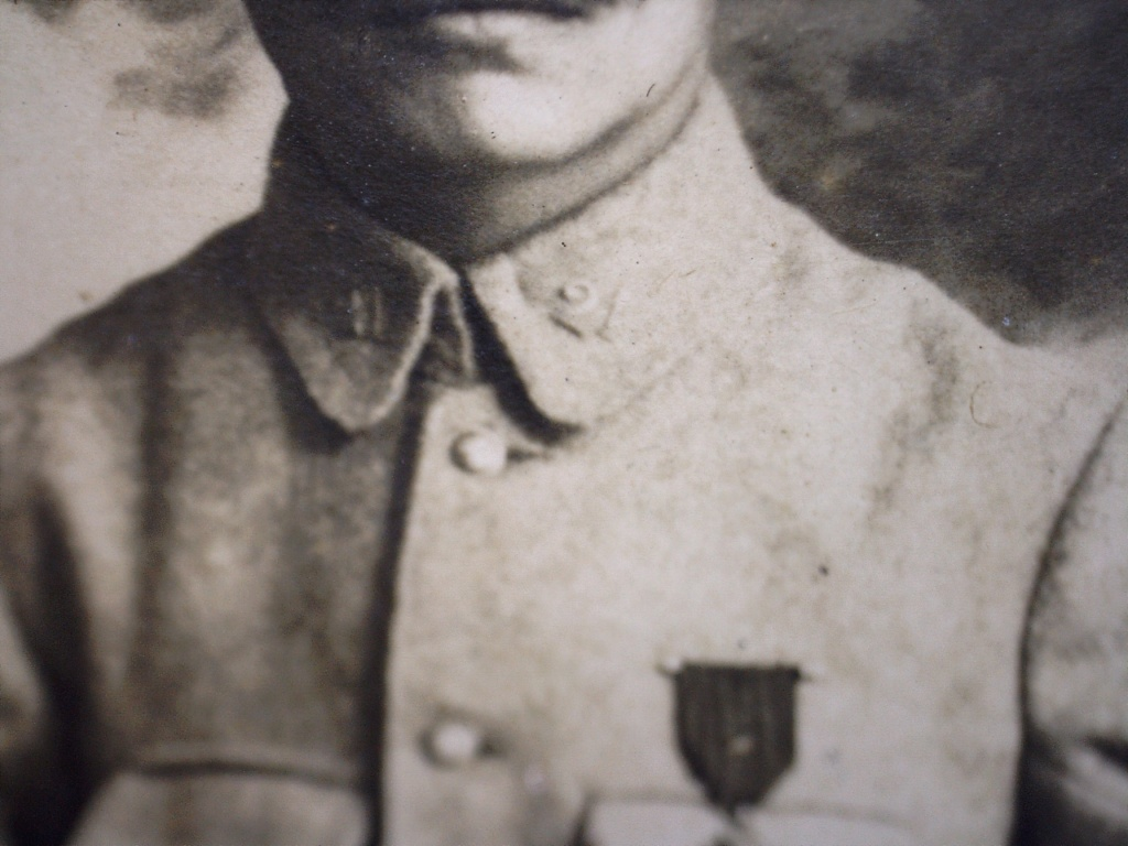 A identifier lieu régiment 21e 9eme Infanterie date 1919 20422112