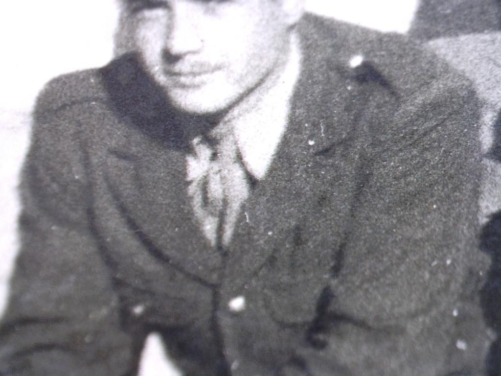 A identifier Groupe de militaires en 1958 20430112