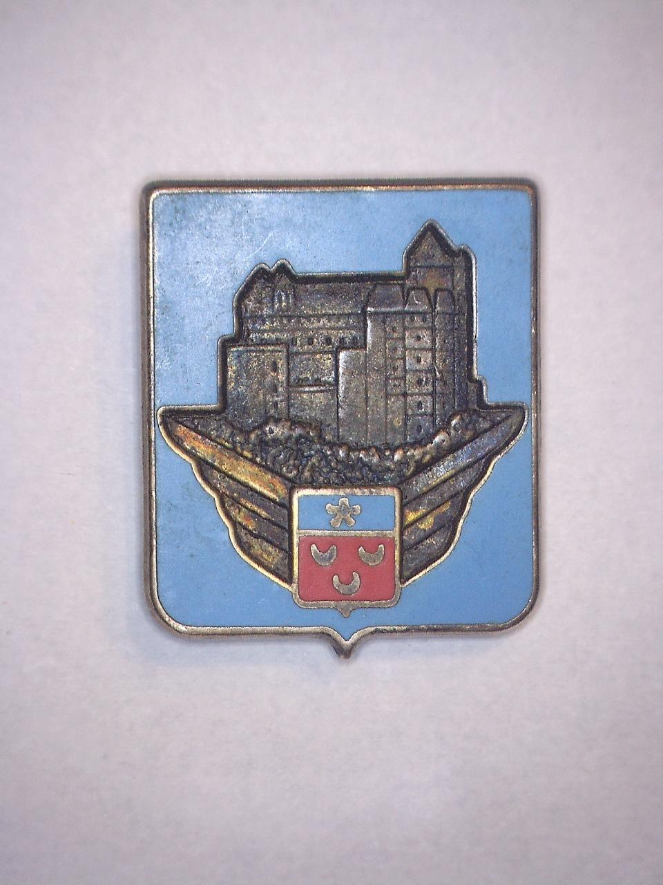 À identifier insigne château ? 20831118