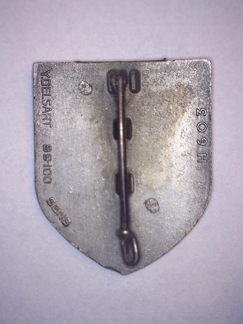 A identifier INSIGNE armure 20932113