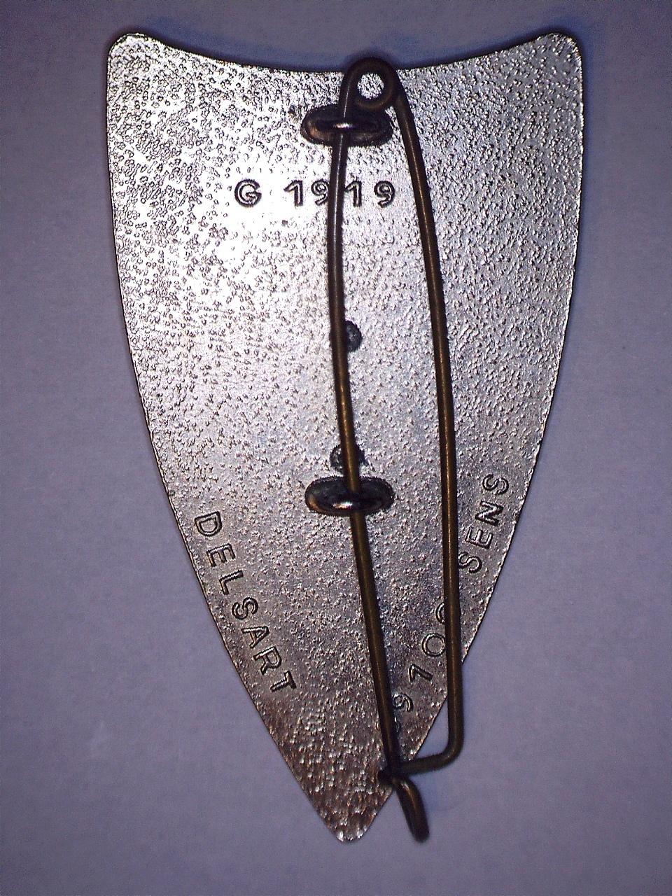 A identifier INSIGNE armure (tête) 20941811
