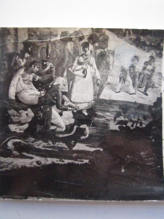 Bataille d'Héliopolis 1800 le baron Larrey A LIRE.... Img_0855