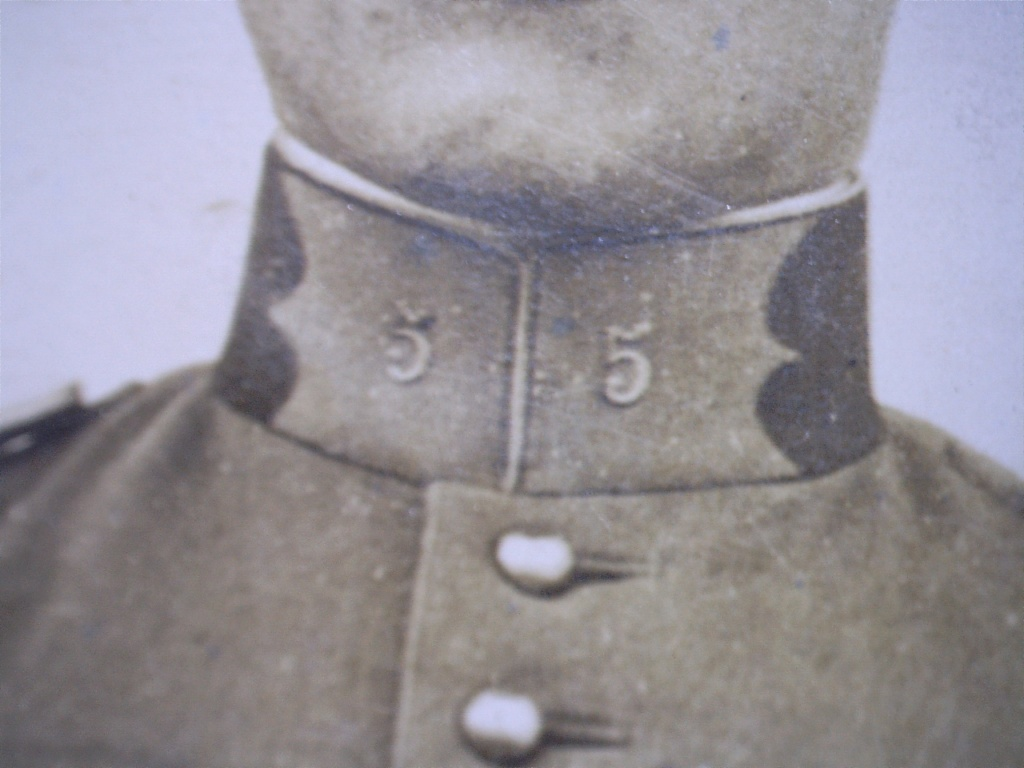 A identifier chasseurs de France, St Venant, dans la tranchée premières lignes Img_1218