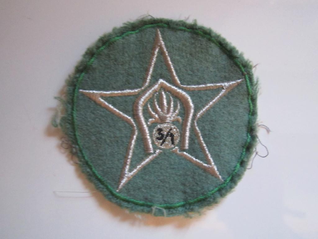 À identifier tissu Militaire (étoile) Img_1273
