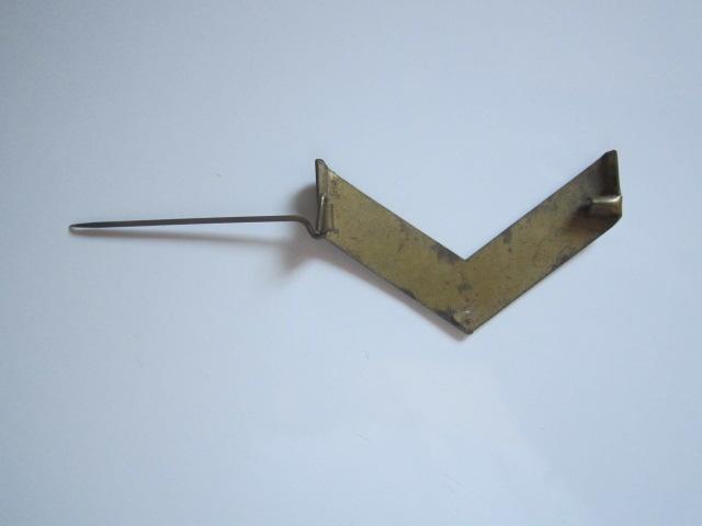 A identifier grade métallique INDOCHINE-ALGERIE LEGION ETRANGERE ARMEE DE L'AIR  Img_6324