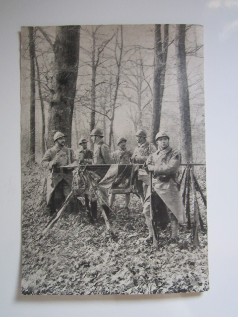 A IDENTIFIER lieu 14-18 garde du drapeau 152 infanterie Img_6414