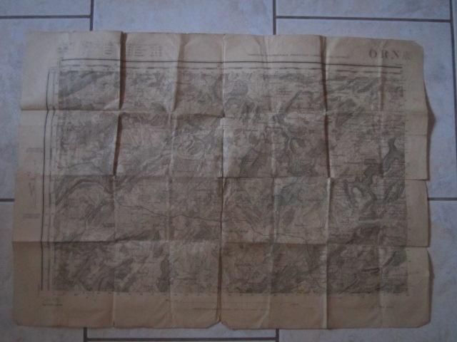 À identifier BATAILLE sur carte état major 114 D.I et 112 D.I et 4 P.R Img_9216