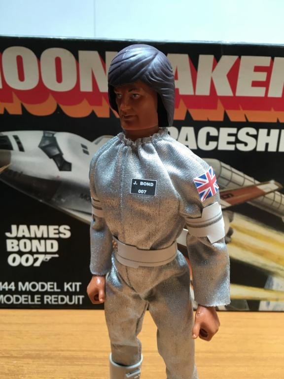 BIG JIM AGENTE 007 James Bond Operazione spazio - Moonraker Img_4163
