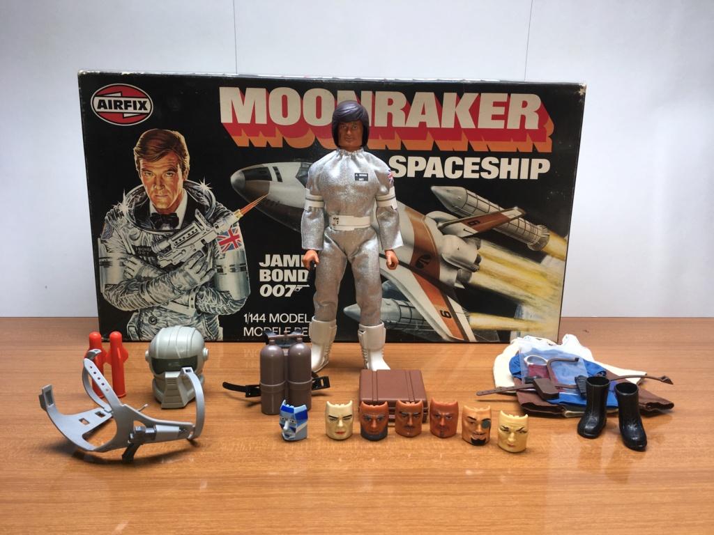 BIG JIM AGENTE 007 James Bond Operazione spazio - Moonraker Img_4164
