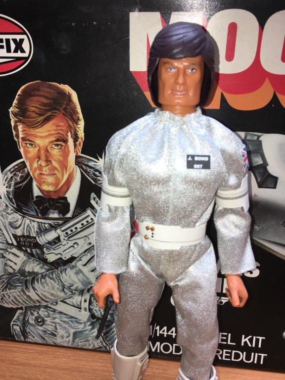 BIG JIM AGENTE 007 James Bond Operazione spazio - Moonraker Img_4165