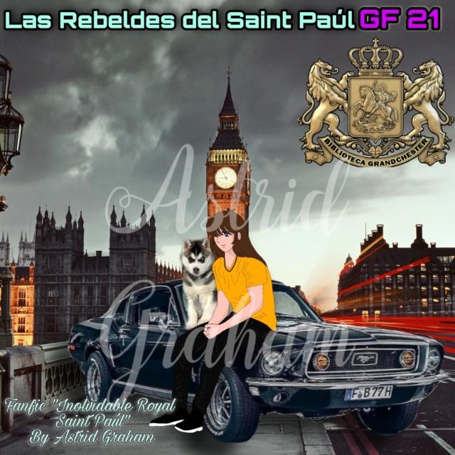 LAS REBELDES DEL SAINT PAUL... ¡¡¡INFILTRAN IMAGEN DE CHICO LONDINENSE!!! TRAVESURA REALIZADA POR NADA MÁS NI NADA MENOS QUE LA OCURRENTE ASTRID GRAHAM  Photo_26