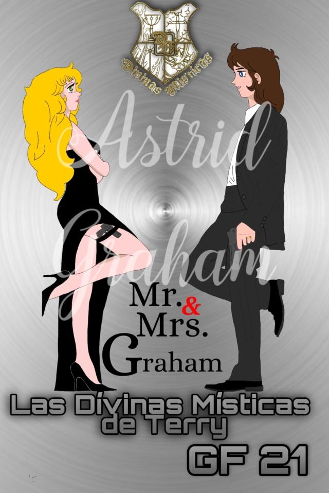 "LAS DIVINAS MISTICAS DE TERRY EN SINERGIA, PRESENTAN AL ""MR. & MRS. GRAHAM"" BY AGNESE/ASTRID GRAHAM Picsar20"