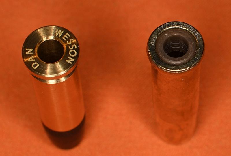 Versions du Dan Wesson et Legends S60 (plombs diabolo) 0611