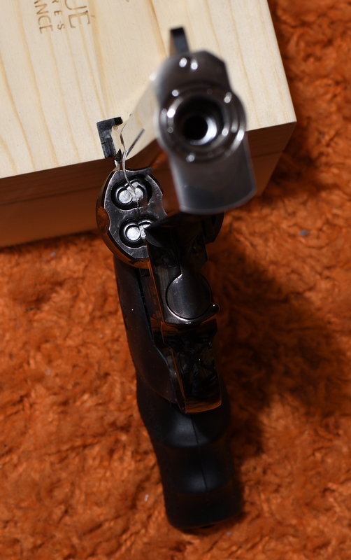Versions du Dan Wesson et Legends S60 (plombs diabolo) 0811