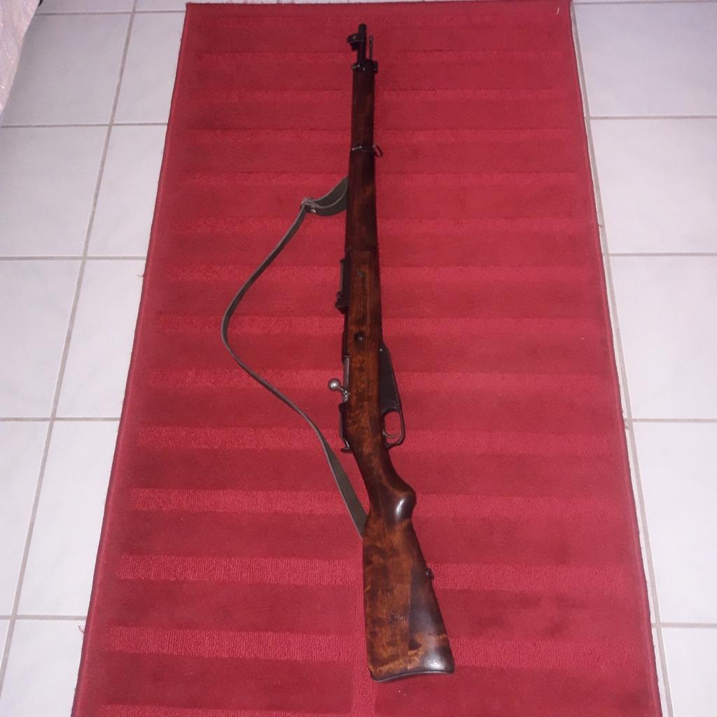 M39 Sako construit pour la garde civile (SK.Y) 110