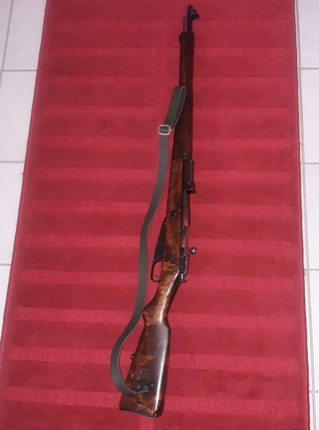M39 Sako construit pour la garde civile (SK.Y) 210