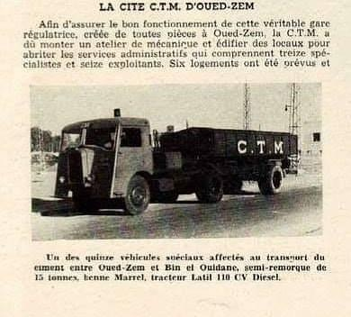 Transport Routier au Maroc - Histoire - Page 3 Ctm_la10