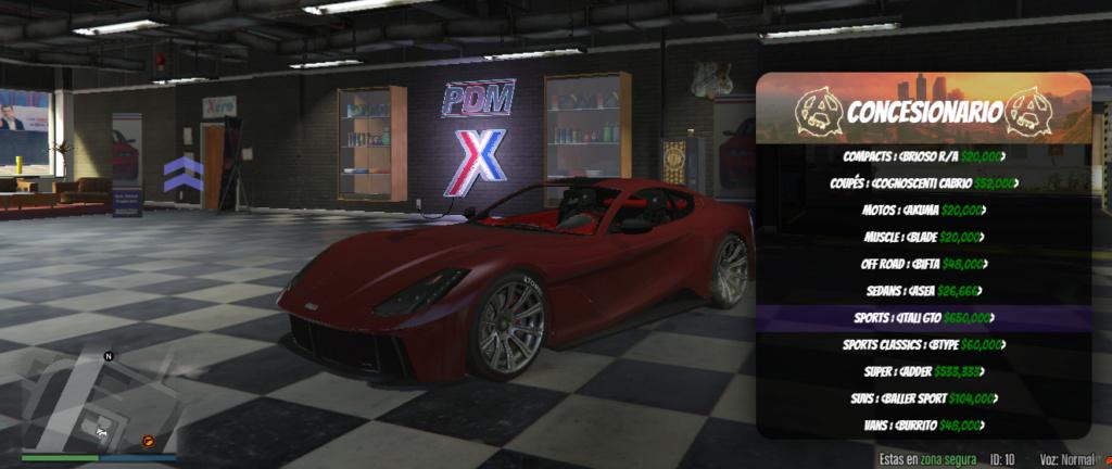 Gama de vehículos del concesionario Itali_10