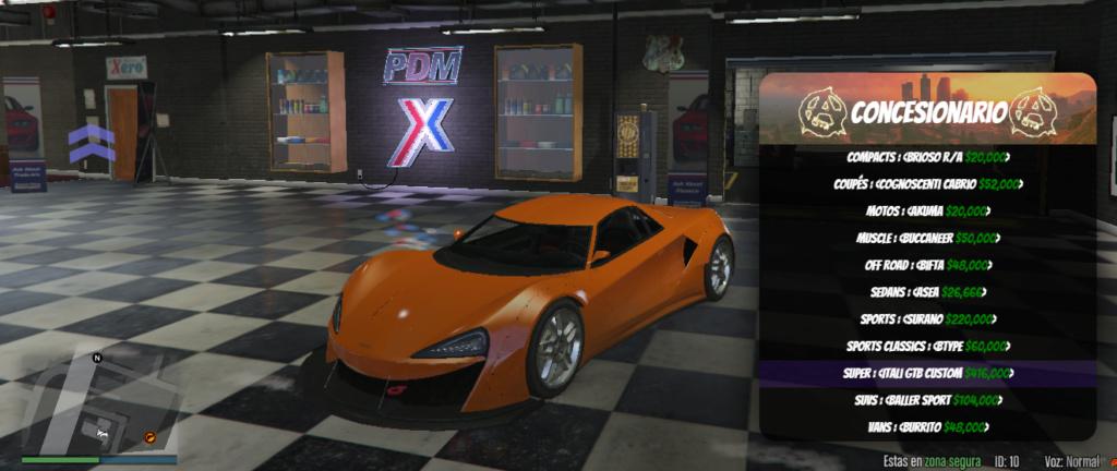 Gama de vehículos del concesionario Itali_11