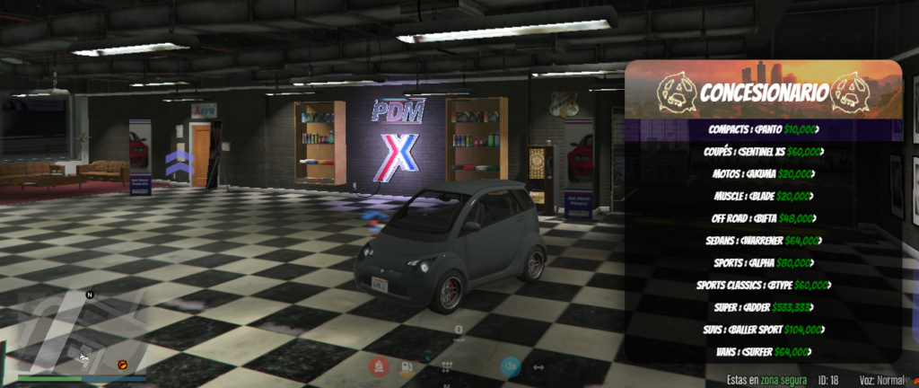 Gama de vehículos del concesionario Panto_10