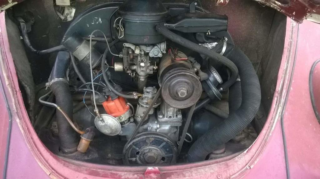 VW Buba 1200 Receiv11