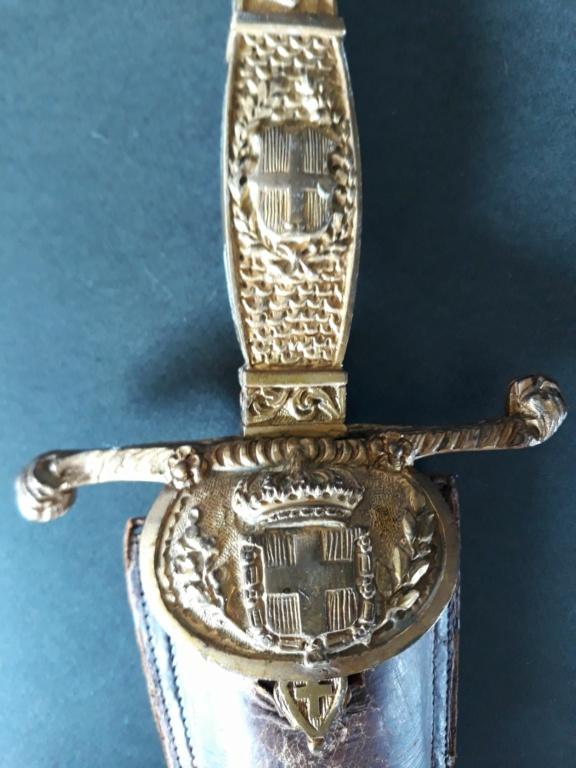 Les armes blanches du royaume de Sardaigne et de Savoie. - Page 5 330