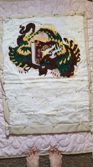 Quilting Suggestions, Please Dragon10