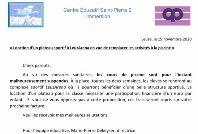 CESP Leuze - 6e année - Portail Captur11