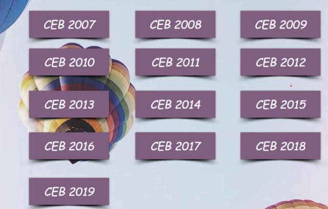 LES CEB classés par année et par type d'épreuve. Captur11