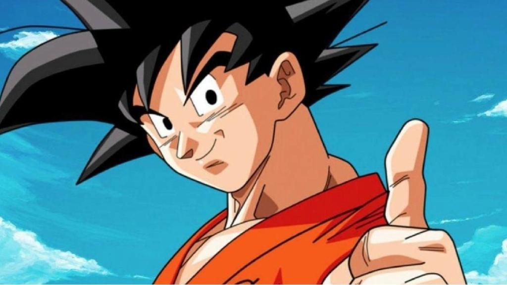 Waifus e Husbandos Goku10