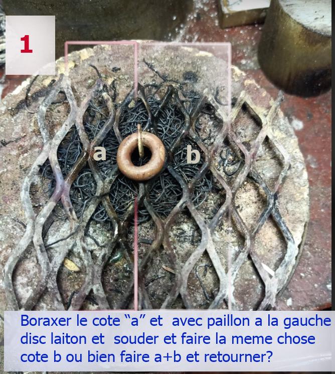 Souder un anneau creux  Pour-m11