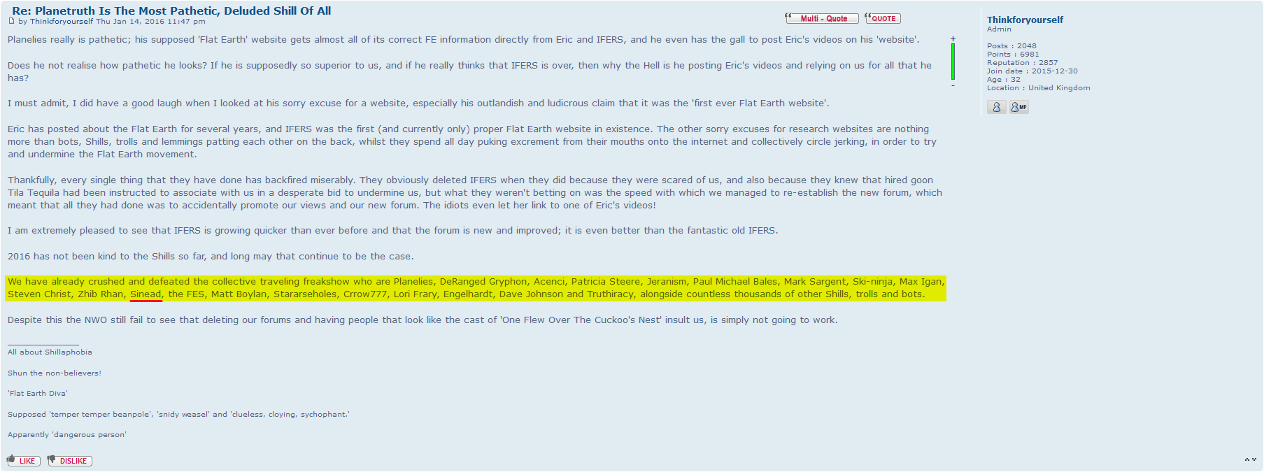 Flat Earth Shill Wall of Shame - Page 22 2021-012