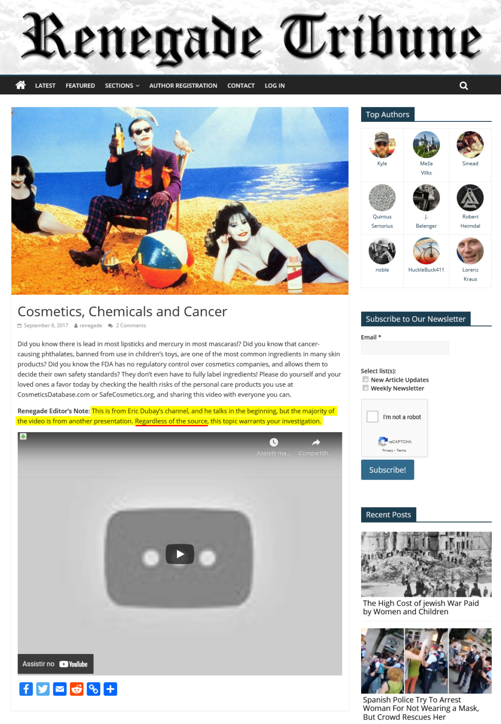 Flat Earth Shill Wall of Shame - Page 22 Screen10
