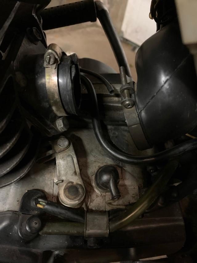 Le moteur cale A9204510