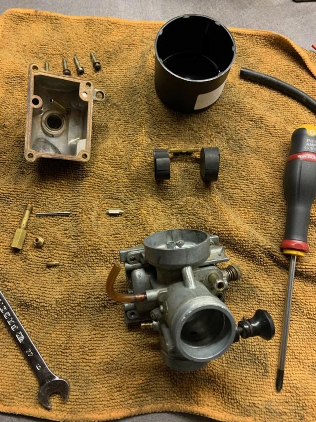 Le moteur cale Fef73810