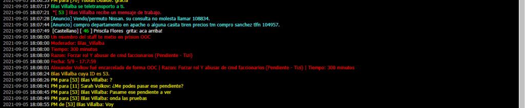 Reporte Tiziano Orquín - Jail Mal Dado. Ss_rep14