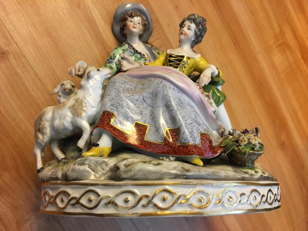 Figurine by Dressel, Kister & Co  Passau, Bavaria, Germany Img_6812