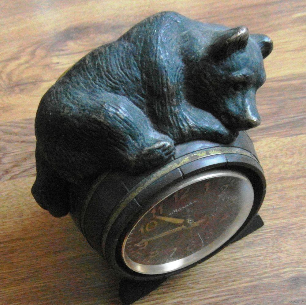 """Horloge de table """"Tank"""" de Molnija Molta610"""