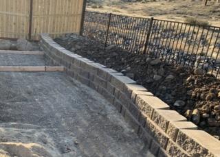 Backyard project  826f9a10