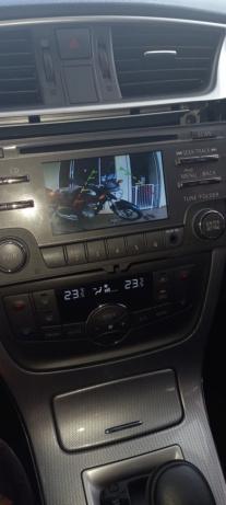 Central Multimídia original que vem no Sentra SV 2014 funciona Câmera de Ré?? 20210212