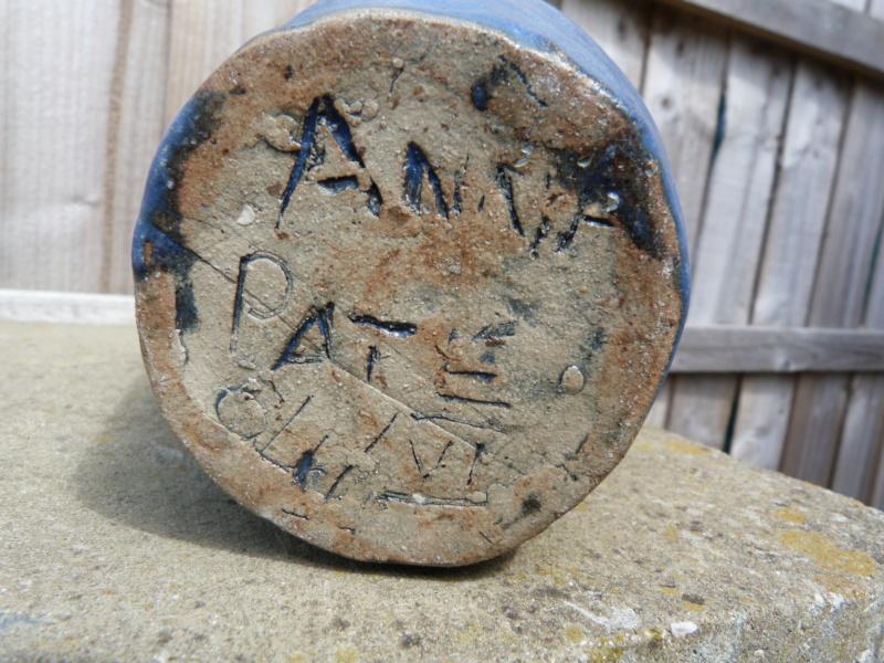Studio built up Vase, feels like Granite! name unknown. P1120829