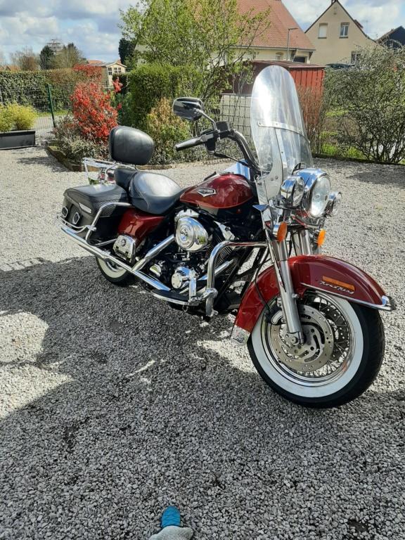 Road King uniquement, combien sur Passion-Harley  - Page 29 20210411