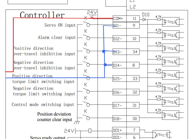 Remplacement moteur triphasé par un servomoteur Image_10