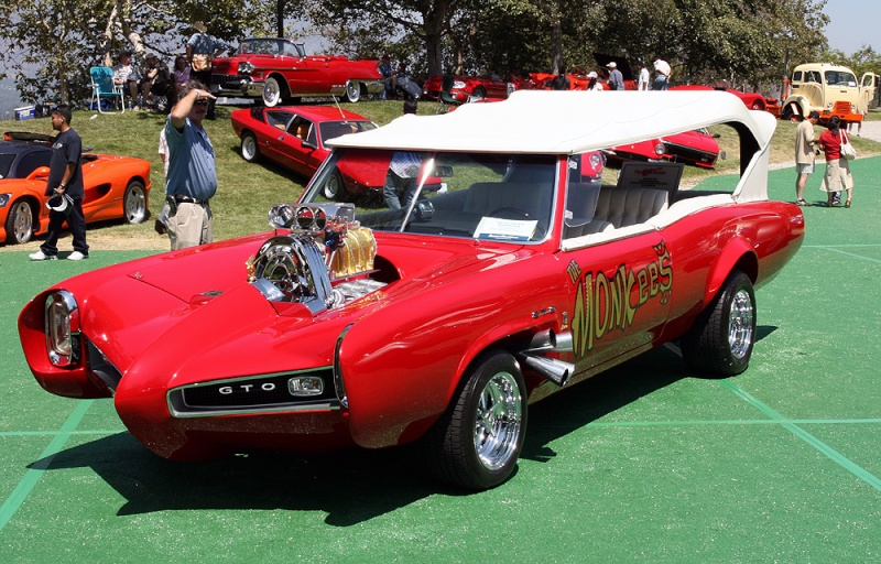 Hot Rod célèbres : 1966 GTO Monkey Mobile Zmonke11