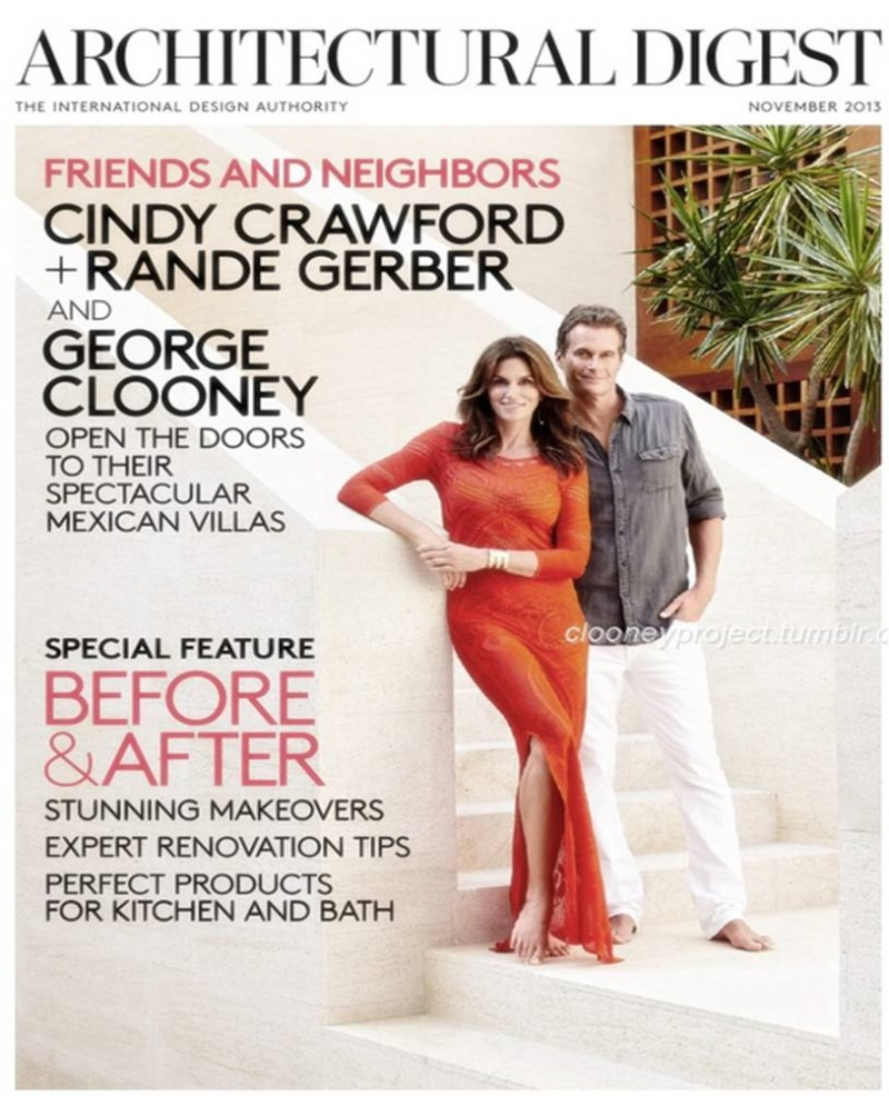 George Clooney's Cabo home featured in Architectural Digest - Page 2 Ad_110