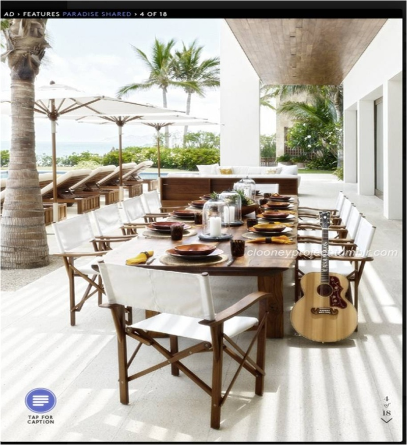 George Clooney's Cabo home featured in Architectural Digest - Page 2 Ad_510
