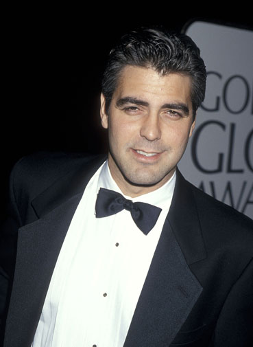From geek to gorgeous!  George Clooney in pictures Geek_t20