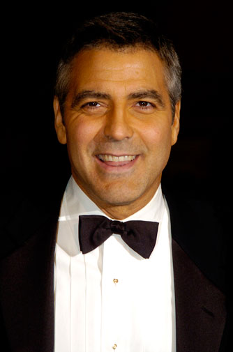 From geek to gorgeous!  George Clooney in pictures Geek_t28