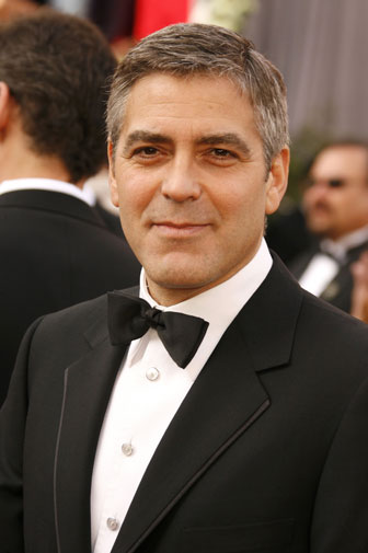 From geek to gorgeous!  George Clooney in pictures Geek_t29